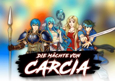 Die Mächte von Carcia